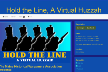 Hold The Line Virtual Convention