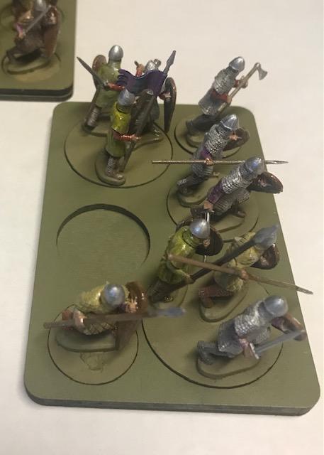 3-2-1 Wooden sabot bases